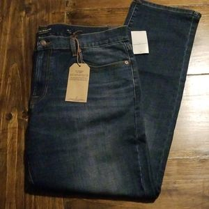 Lucky Brand 221 Straight Leg Jeans Size 38 x 32